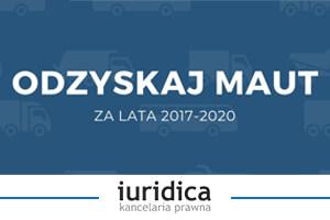 Odzyskaj swój Maut za lata 2017-2020