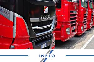 Zakup ciężarówki w 2021 roku Inelo